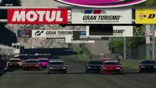 Zona GT6 VW VGT Primer vuelta
