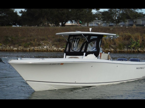 2013 Sailfish 290 Center Console Boat for Sale at MarineMax Venice