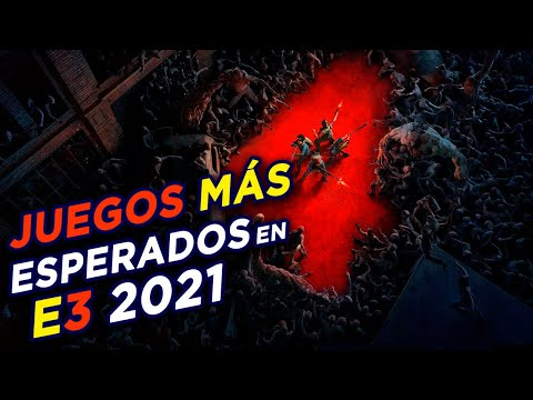 5 Juegos qué Esperamos Ver en el E3 2021 I Fedelobo