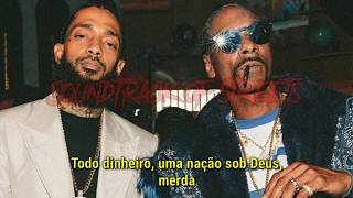 Nipsey Hussle Question 1 Feat Snoop Dogg Legendado