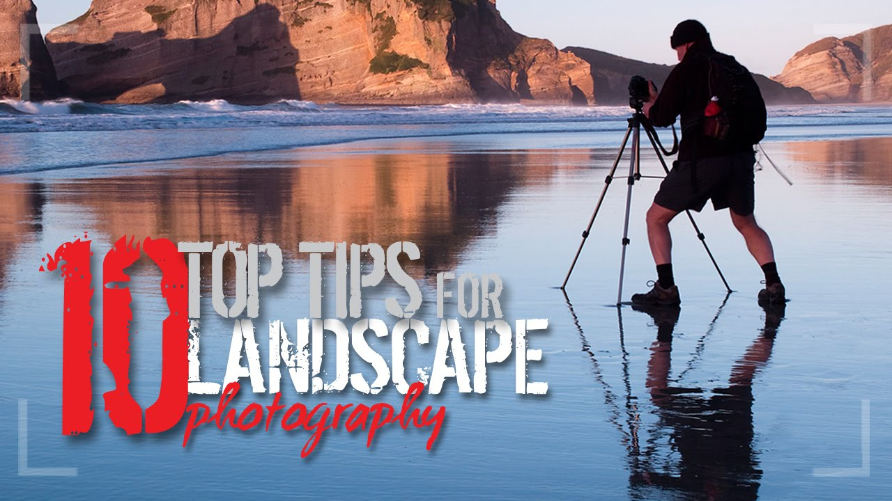 10 Tips For Good Smartphone Photography: 10 Top Tips For Landscape Photography