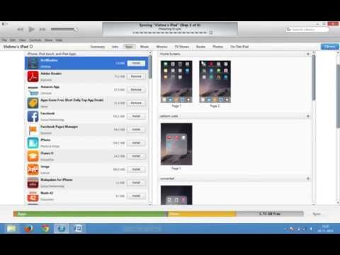 How to install an ipa file using itunes to an iPad / iPhone / iPod!!