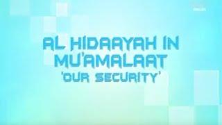Video Al Hidaayah in Mu'amalaat our security, Hussain Yee, Part 5 download MP3, 3GP, MP4, WEBM, AVI, FLV Oktober 2018