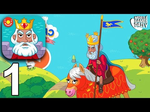 Pepi Tales: King's Castle - Gameplay Part 1 (iOS Android) - Games For Kids
