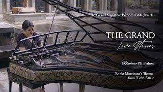 "The Grand Love Stories, ep. 5: ""A Love Reflection"" - Ennio Morricone's theme from ""Love Affair"""