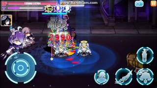 [Gun girl Z] How to defeat boss Luna DarkSide (Haunted House)