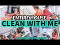 WHOLE HOUSE ULTIMATE CLEAN WITH ME  EXTREME CLEANING MOTIVATION  ENTIRE MESSY HOUSE FALL CLEANING