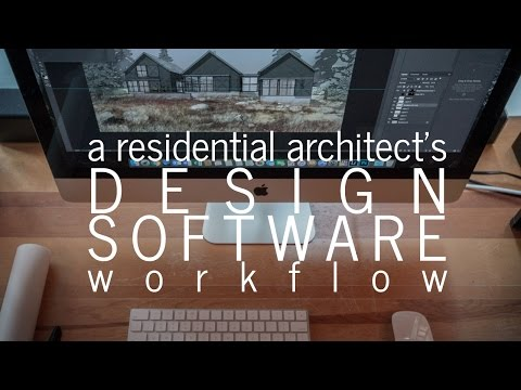 A Residential Architect's Workflow -...