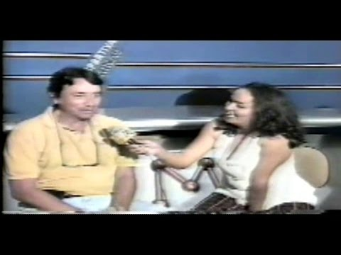 RENATO VALLE E HUMBERTO RAMOS NA TV MANCHETE - JOGO ATLÉTICO E PORTUGUESA