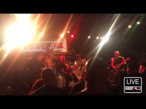 DEEPFALL - Live @ The Music Factory 7-15-2017