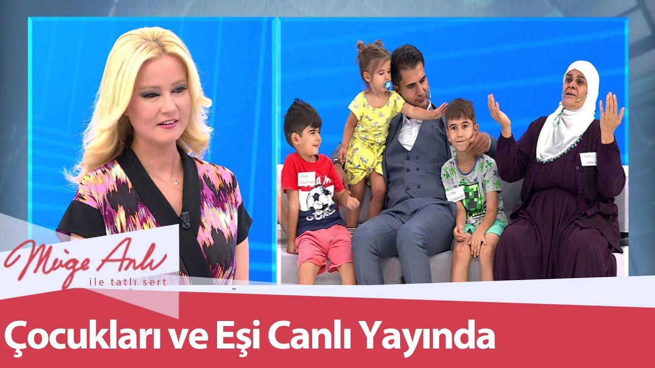 Download Vedat'ın eşi ve çocukları canlı yayında - Müge Anlı ile Tatlı Sert 20 Eylül 2021