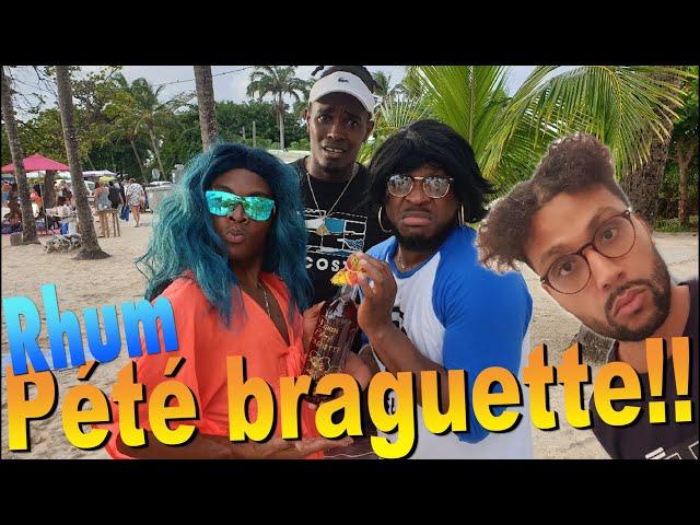 LE RHUM QUI PÉTE LA BRAGUETTE!!