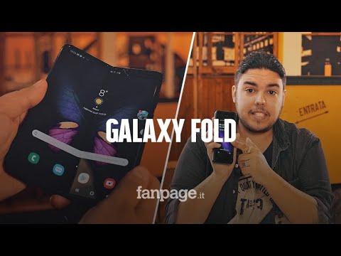 Abbiamo piegato il Galaxy Fold di Samsung (ma voi non compratelo)