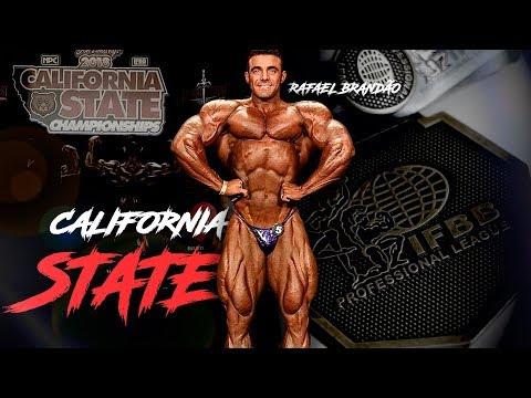 RAFAEL BRANDÃO | TOP 3 CALIFORNIA STATE