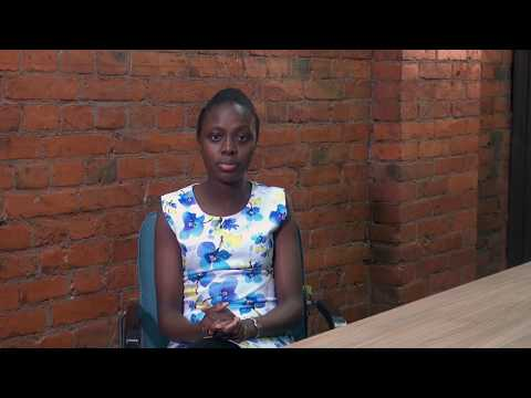Study in Russia. Osinkolu Moriselade Omosalewa (Nigeria, HSE) (En)
