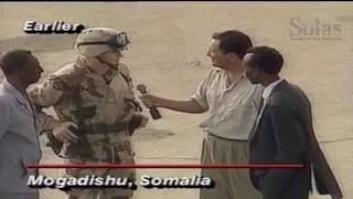 """1993 Calanka Maraykanka iyo Muqdisho    """"Hawlgalkii Rajo soo celinta """""""