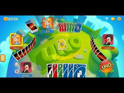 UNO!™ (by Mattel163 Limited) - Card Game For Android And IOS - Gameplay.