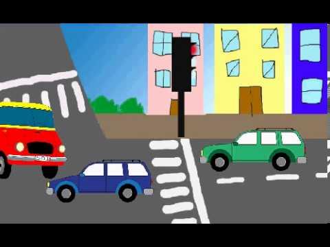animasi  pelanggaran lalulintas by sahrul malik tkj2 smkn 1