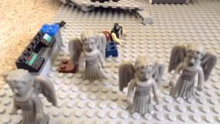 Never Mess with Weeping Angels - Animation