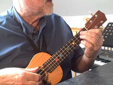 Repeat Paul Hemmings Ukulele Workshop: