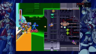 Megaman legacy collection 2 live ps4   4