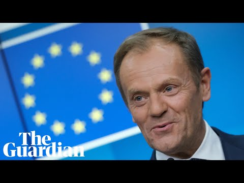 Donald Tusk: still 'lots of spaces' in hell for Brexiters without a plan