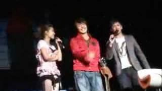Jolin蔡依林2009校園巡迴演唱會 中華大學精采片段 02