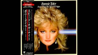 Bonnie Tyler  -  Faster Than The Speed Of Night  / 1983