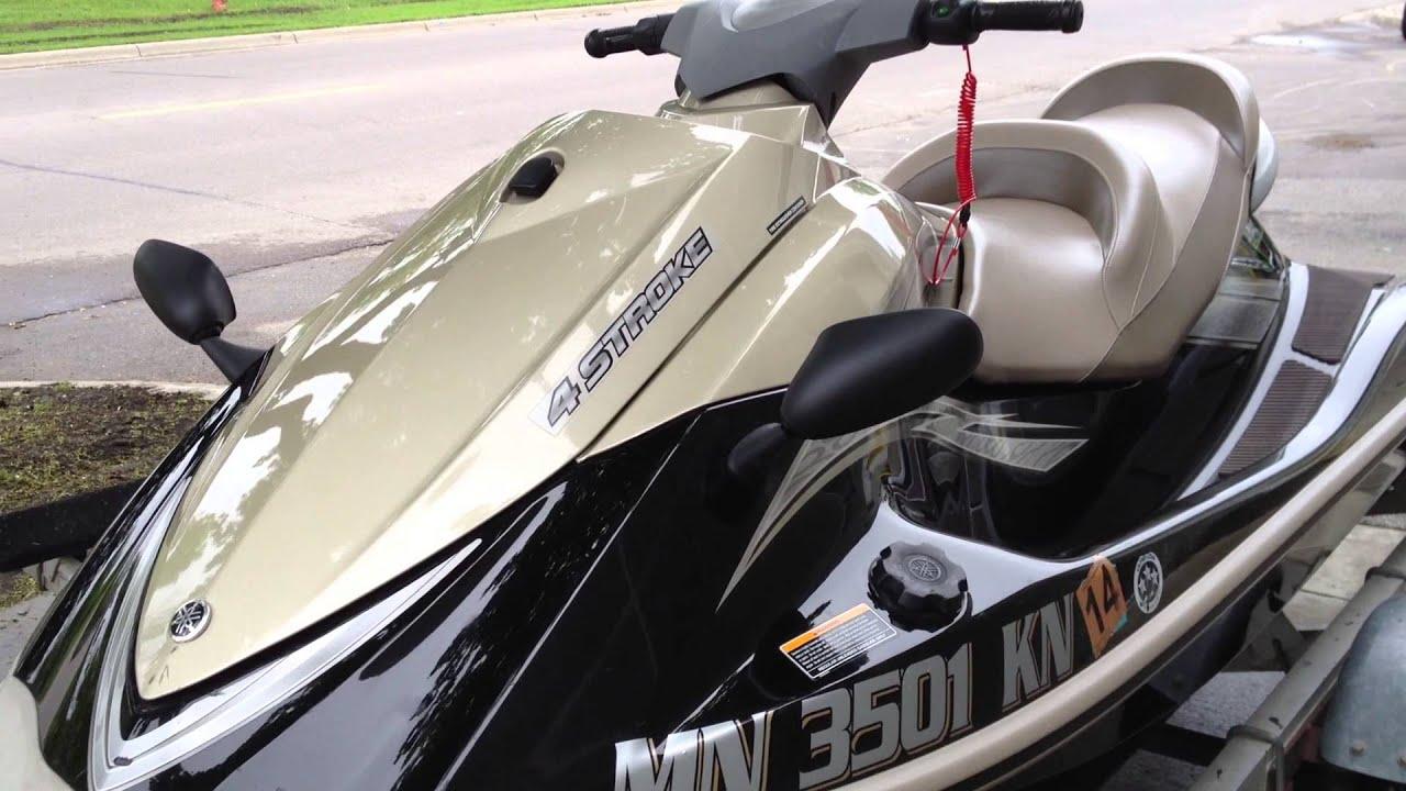 2008 Yamaha VX Cruiser - YouTube