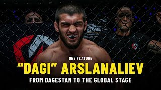 """""""Dagi"""" Arslanaliev Goes From Dagestan To The Global Stage 