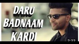 Daru Badnaam Kardi   Dj Remix   Kamal Kahon   Guru Randhawa   Punjabi Song