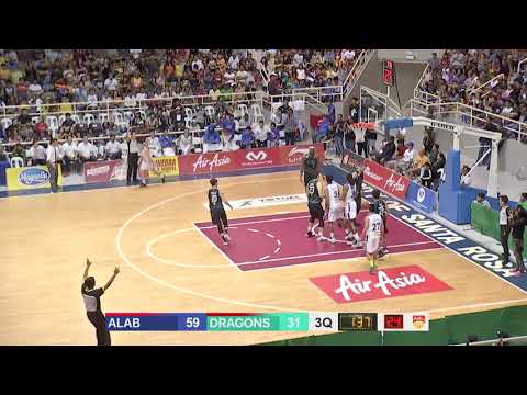 San Miguel Alab v Westports Malaysia | CONDENSED HIGHLIGHTS | 2018-2019 ASEAN Basketball League