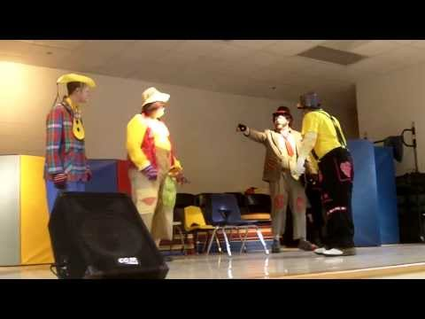 City of Jasper Fire Safety Clowns