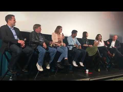 Wynonna Earp Panel at Calgary International Film Festival (CIFF)