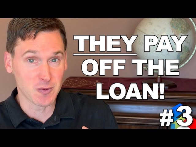 ROA (Amortization): Real Estate Pays 5 Ways #3
