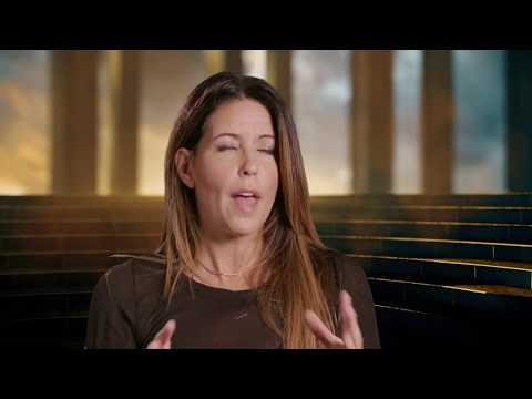 Wonder Woman Director Interview - Patty...