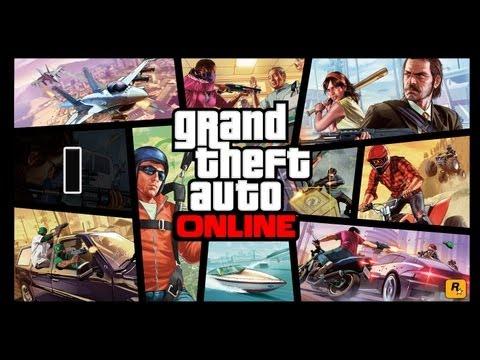 Прохождение Grand Theft Auto 5 Online (GTA V Online) — Часть 1: Банда