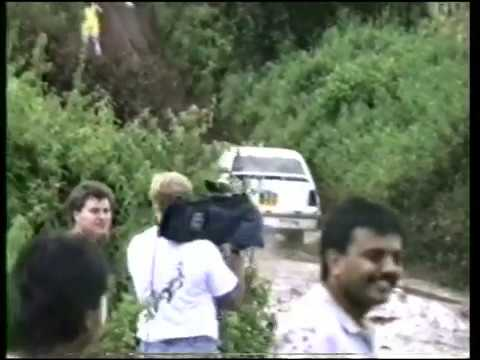 1990 Marlboro Safari Rally : WRC : Azar Anwar & Mo Verjee [Mo Verjee Archives®]