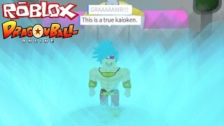 Roblox Dragon Ball Online: Spotting a Great Ape!