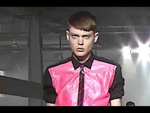 LANVIN Spring Summer 2013 Menswear Paris - Fashion Channel