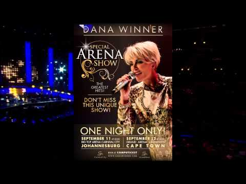 Dana Winner Special Arena Shows South Africa September 2015