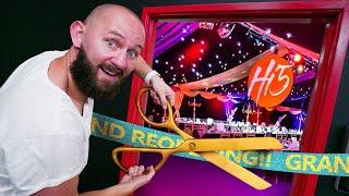 Hi5 Studios Big Re-Opening Party!