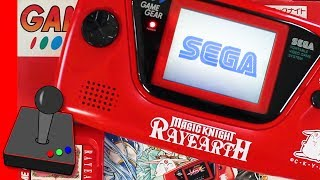 GORGEOUS Sega Game Gear - Magic Knight Rayearth Limited Edition - H4G