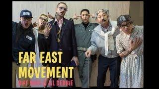 Скачать Far East Movement Ft Riff Raff The Illest BTS