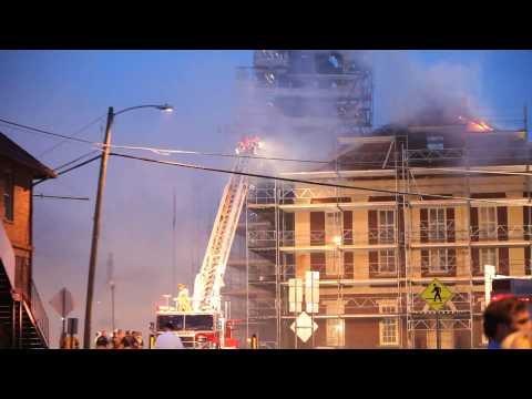 Chatham County courthouse damaged in fire