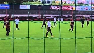 Lê Công Vinh  CONSADOLE SAPPORO Training Game
