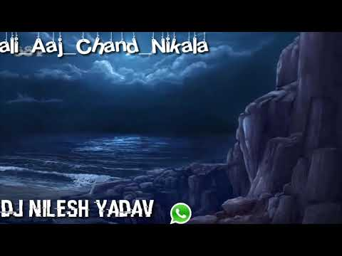 Gali Me Aaj Chand Nikala Hard Power Jaunpur Dholki Mix DJ Nilesh Yadav JaunpurMusic.con