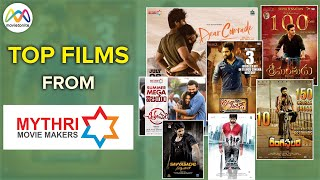 Gambar cover Top films from Mythri Movie Makers production company || Movietonite