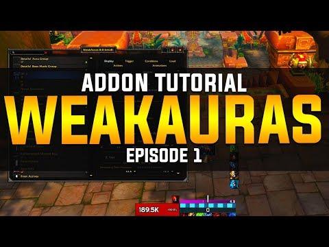 BEST ADDON IN WOW - WeakAuras 2 Tutorial Ep. 1 thumbnail