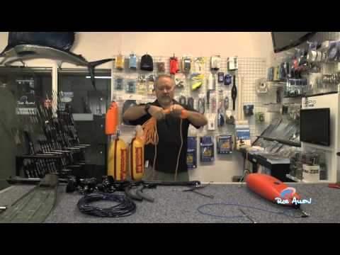 Rob Allen How To  Shore dive set up